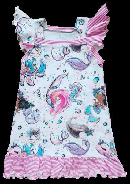 Kleidchen Mermaid