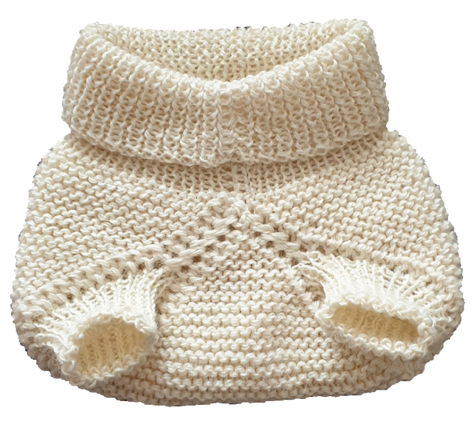 Baby Woll-Windelhose